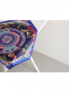 <br> Roridge color combination scarf <br><br>