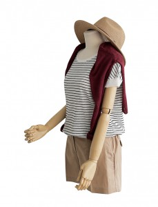 <br> Wannabe Stripe Linen Knit <br> <b><font color=#253952>Knit 3 above products</font></b>