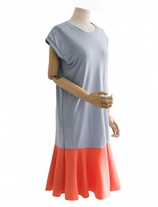 <br> Cuzz non-color combination Freel Dress <br><br> [Return and exchanged products;
