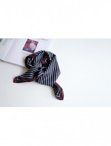 <br> Stripe Scarf <br> <b><font color=#253952>acc 4 above products</font></b>