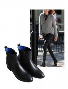 <br> Banding Chelsea Ankle Boots <br><br>