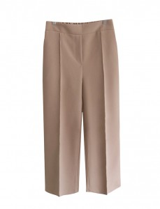 <br> Dodo pin tuck pants back through banding <br><br>