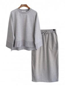 <br> Nadia Man to man Skirt Set <br><br>