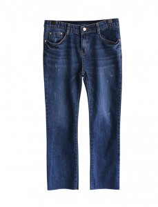 <br> Gutreok Jincheng Banding Denim Pants <br> <b><font color=#253952>Denim 2 above products</font></b>