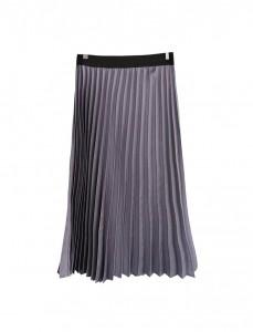 <br> Feminine Pleats Banding Skirt <br><br>
