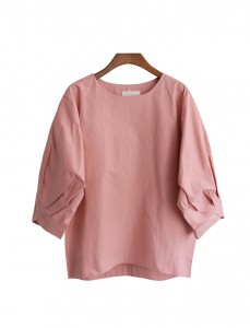 <br> Core Nice Balloon Sleeve Blouse <br><br>
