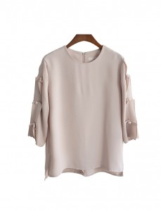 <br> Pearl Line Blouse <br><br>