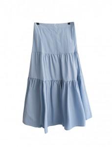 <br> Course 3 side zipper Skirt <br><br>