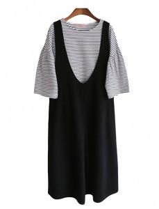 <br> Let's play Shoulder strap Pants <br> <b><font color=#253952>Dress 3 above product</font></b>