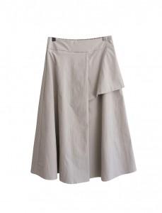 <br> Melting Aline rear banding Skirt <br> <b><font color=#253952>Skirt 1 above product</font></b>