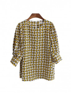 <br> Tao printing Blouse <br><br>