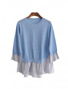 <br> Shirt color combination Summer Knit <br><br>