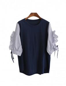 <br> Dangara Retail Freel bowknot Tee <br><br>