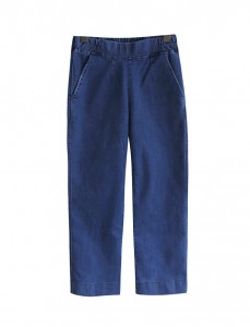 <br> Straight 8 pieces Denim Banding Pants <br> [Not returned or exchanged;