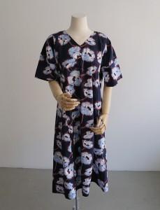 <br> Blooming Flower Flower Dress <br> [Not returned or exchanged;