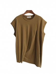 <br> Pinto shearing unshaped sleeve Tee <br><br>