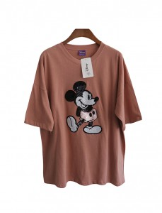 <BR> Mickey Spangle Tee <BR><BR>