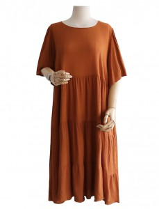 <br> Kate Shirring Long Dress <br><br>