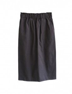 <br> Banding Pocket Washing Long Skirt <br> <b><font color=#253952>Skirt 2nd place</font></b>