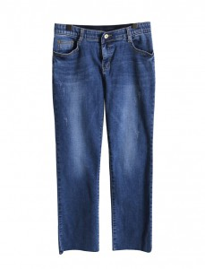 <br> Goodluck napping Denim Banding Pants <br><br>