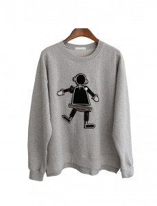 <br> Beads Robots Untitled Man to man Tee <br><br>