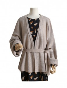 <br> stylish Belt Cardigan <br><br>
