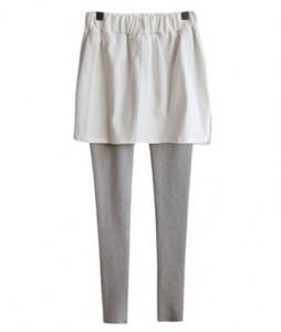 <br> T-shirt layered Leggings <br><br>