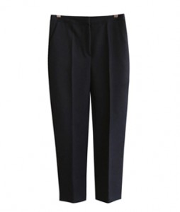 <br> Moderate Semi-Line Rear Banding Pants <br><br>