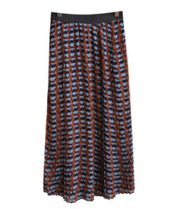 <br> Geometry printing Banding Skirt <br><br>