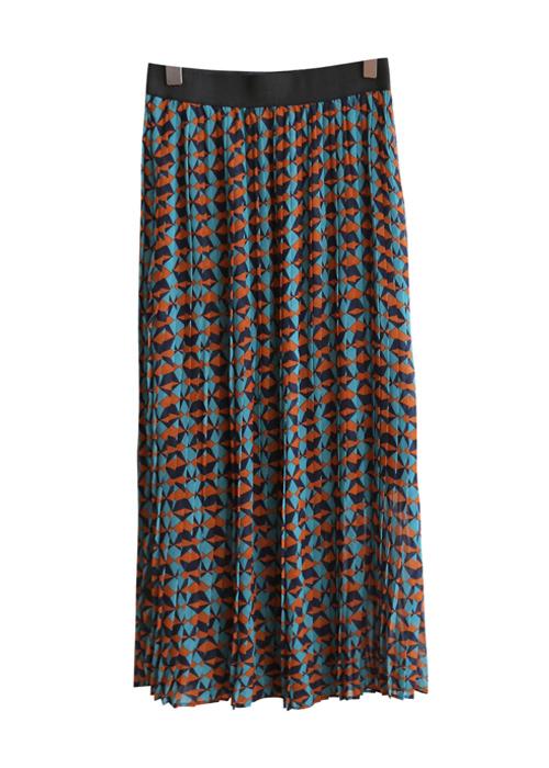 <br> Geometry printing Banding Skirt <br><br>