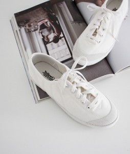<br> Alon string sneakers <br> <b><font color=#253952>4th place shoes</font></b>