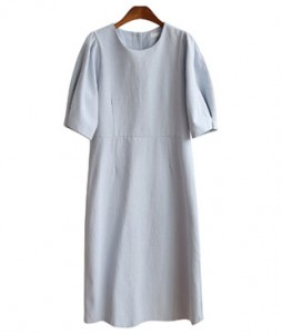<br> Jane Back Button Dress <br> [Not returned or exchanged;