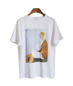 <br> Short-haired Tee <br><br>