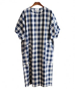 <br> Long Boxy Dress <br> [Not returned or exchanged;