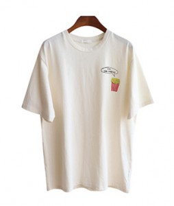 <br> French Fry Tee <br><br>