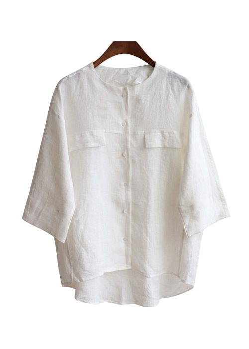 <br> Linen Blouse to wear like a jacket <br><br>
