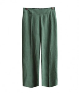 <br> Melen Linen Part 9 Banding Pants <br><br>
