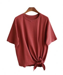 <br> Knot Tee <br><br>