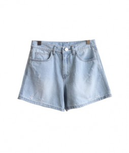 <br> Scratch Part 3 Denim Pants <br><br>