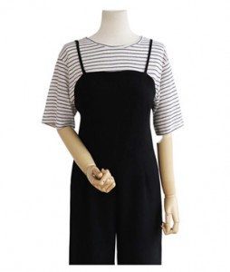 <br> Feeling Feeling Black Jump Suit <br><br>