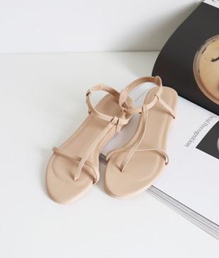 <br> Penzi Banding Strap Sandals <br><br>