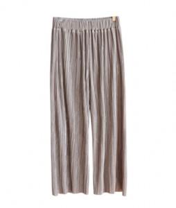 <br> Ann Arthur Pleats Banding Pants <br><br>