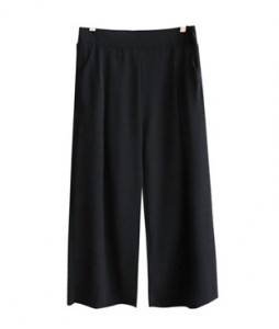 <br> Soulful Pinch Banding Pants <br><br>