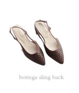 <br> Bottega Sling backs Flat Shoes <br><br.