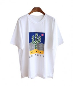 <br> Ari Cactus Tee <br><br>