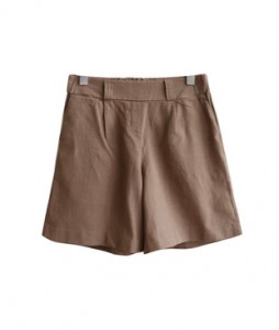 <br> The Perfect Length Linen Shorts <br> [Not returned or exchanged;