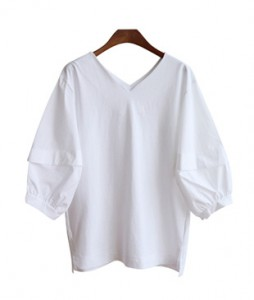 <br> Angel Sleeve Blouse <br><br>