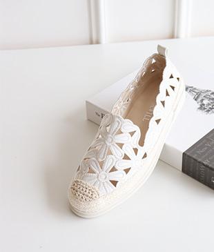 <br> Race Espadu Slip-on Shoes <br><br>