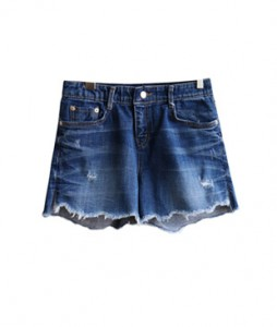 <br> Vintage key point Denim Hot Pants <br><br>