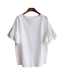 <br> Linen Blouse <br> [Not returned or exchanged;